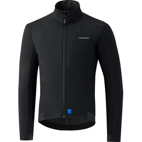 Shimano Softshell Jacket Men, black